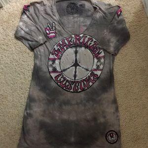 Women's Affliction t-shirt